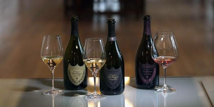 Дегустационные характеристики шампанского дом периньон