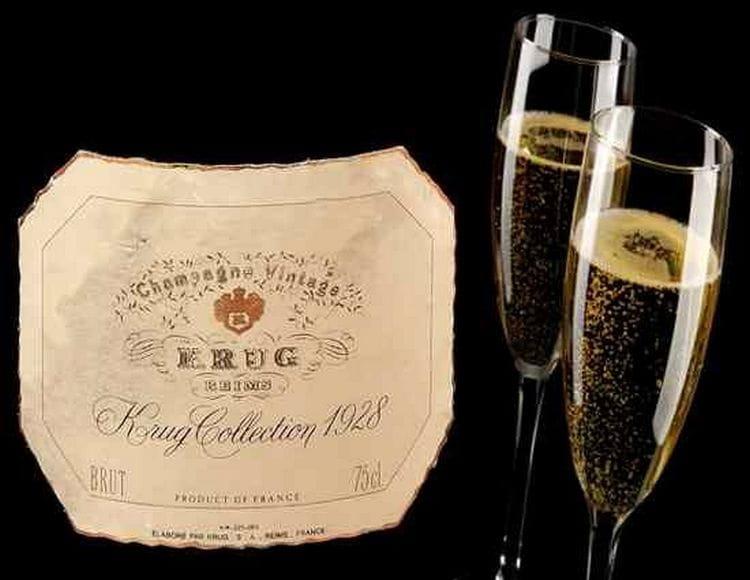 Узнайте название самого дорогого шампанского.