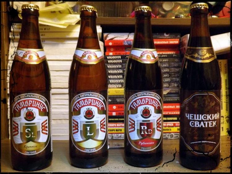 Как выбрать пиво gambrinus