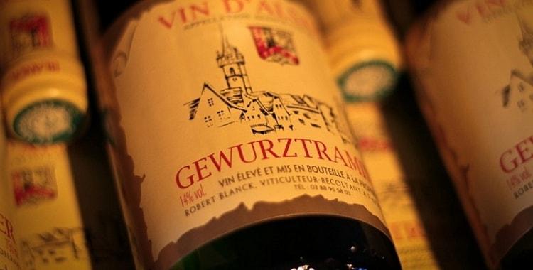Вино Гевюрцтраминер и его особенности