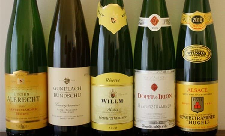 есть много производителей, предлагающих дегустаторам качественное вино из этого сорта винограда.