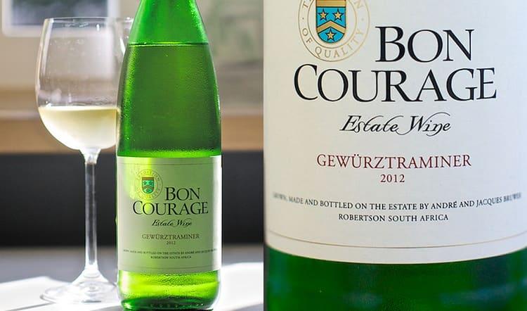 Подавать это вино следует в традиционных бокалах типа тюльпан.