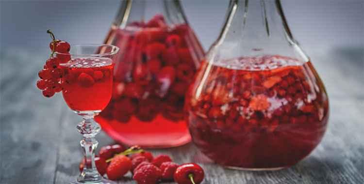 Абрикосовое вино из варенья