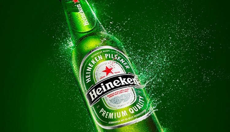 Heineken безалкогольное пиво