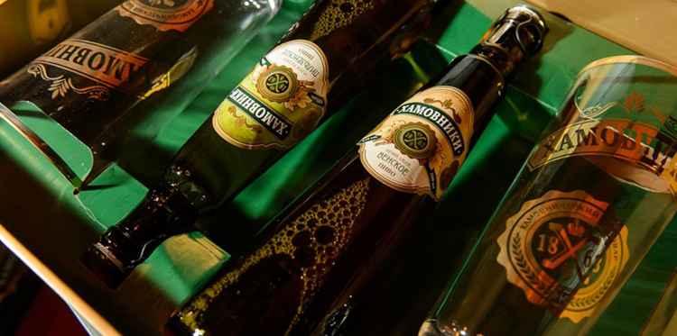 Как правильно выбрать Пиво Хамовники