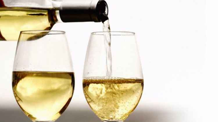 Культура питья белого вина