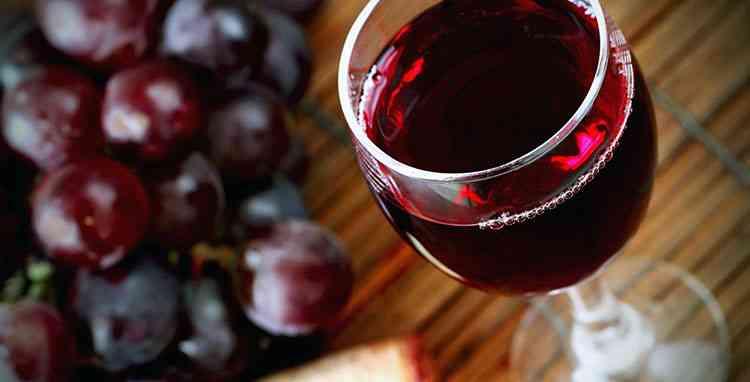 Красное сухое вино армении
