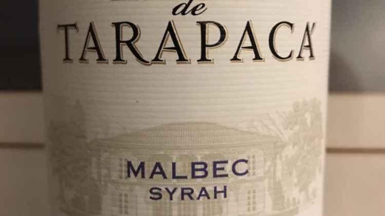 Вино Leon de Tarapaca Carmenere