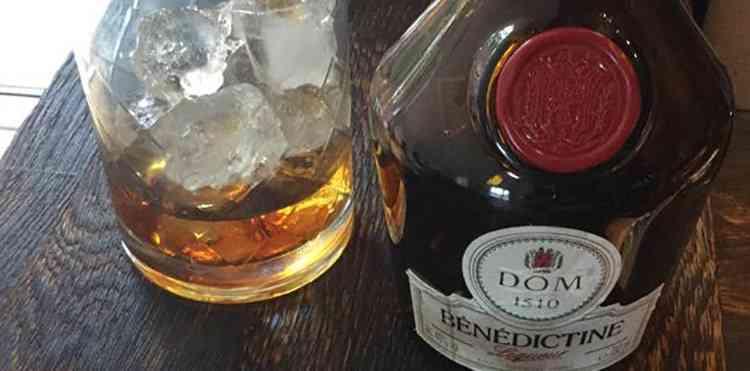 Ликер Бенедиктин как подавать напиток
