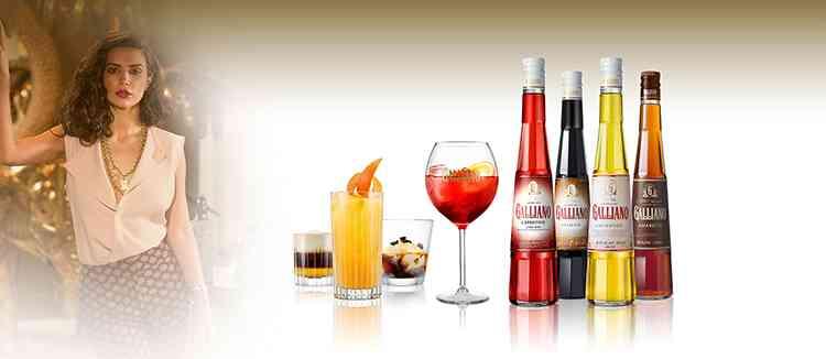 Ликер Гальяно история напитка
