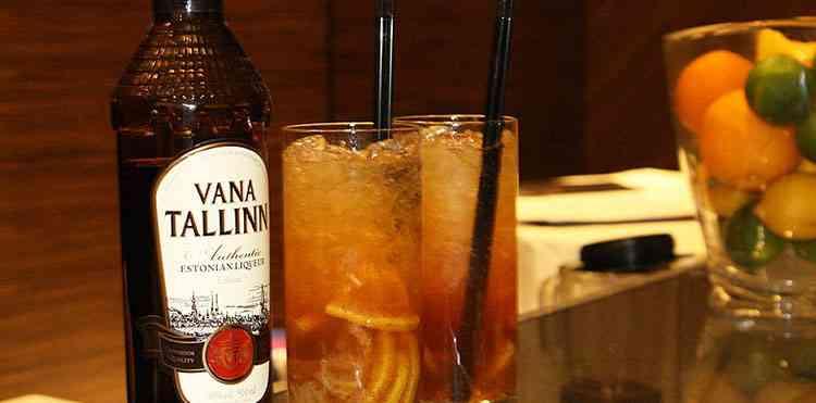 Ликер Vana Tallinn как правильно пить ликер