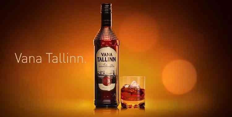 Ликер Vana Tallinn и его особенности