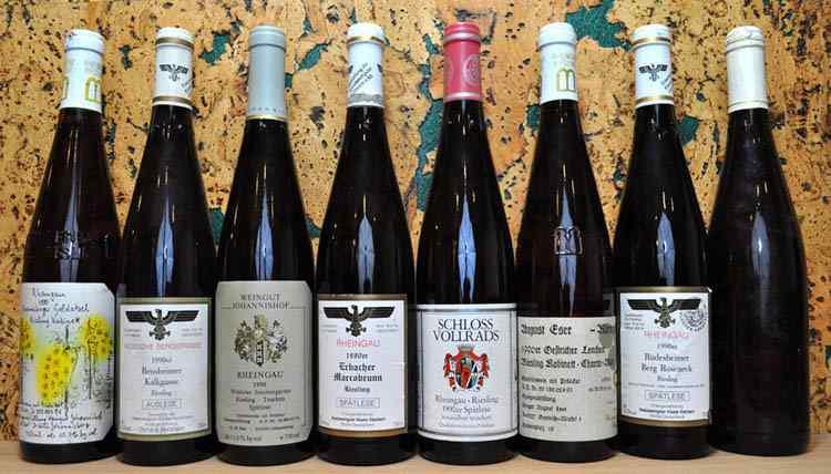 Лучшие германские вина