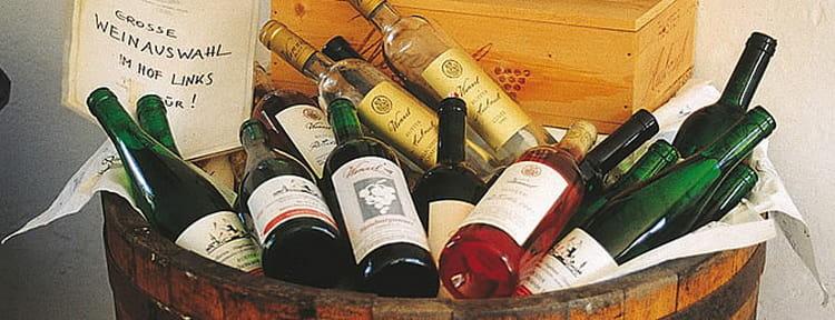 австрийские вина и их история