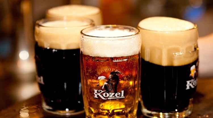 Как правильно подавать Пиво Велкопоповицкий Козел