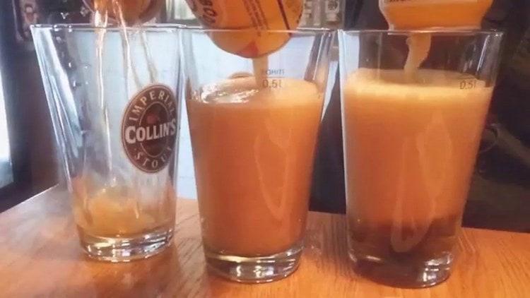 Пиво с азотной капсулой обычно намного дольше хранит пену.