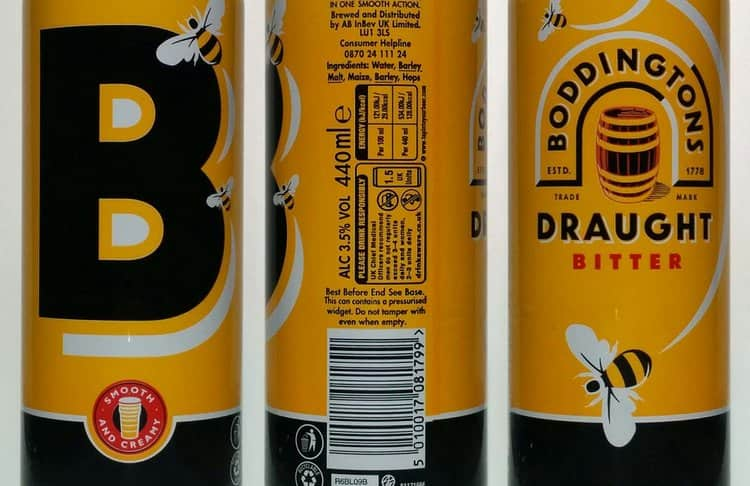 Идею с капсулой азота подхватили многие производители пива.