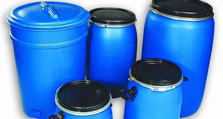 Пластиковая емкость для браги