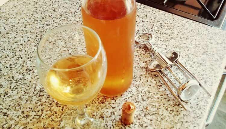 Рецепт крепленного апельсинового вина