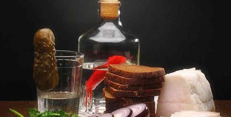 Рецепт приготовления водки из самогона
