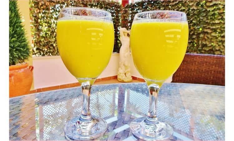 Делаем вино из апельсинов и бананов в домашних условиях