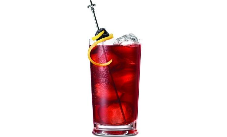 коктейль с сиропом водкой и ред буллом