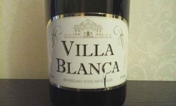 Шампанское Вилла Бланка дегустация