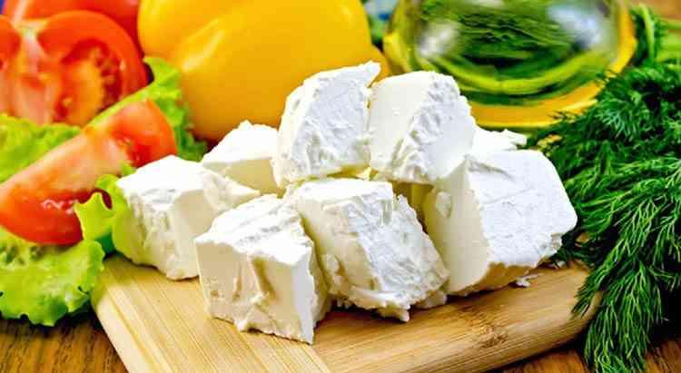 Сыр фета как закуска к вину