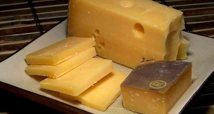 Сыр гауда как закуска к вину