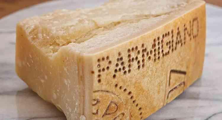 Сыр пармезан как закуска к вину