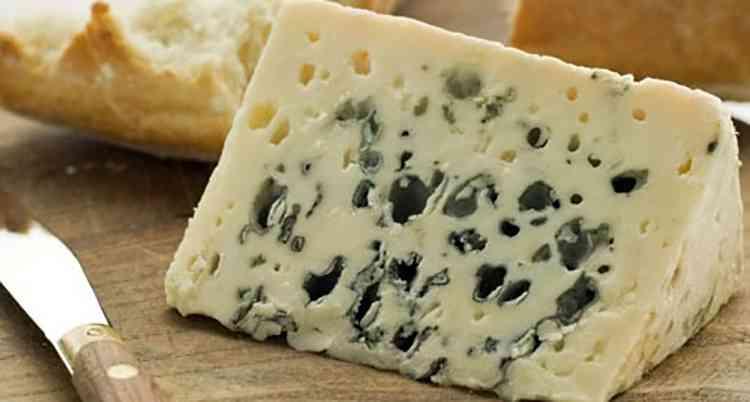 Сыр рокфор как закуска для вина