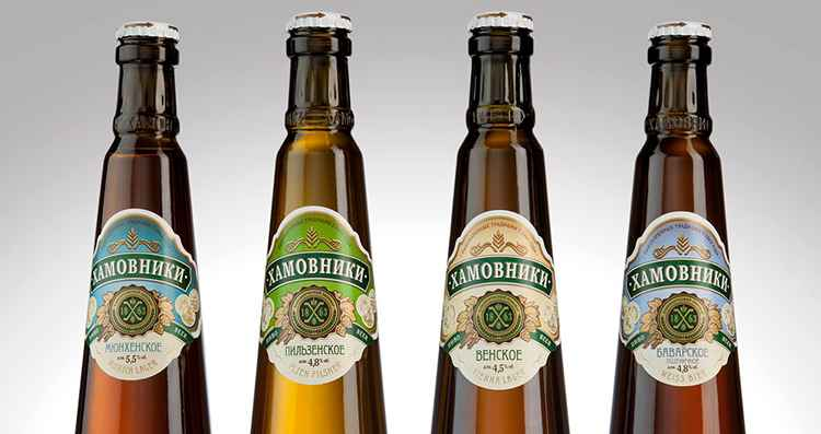 Пиво Хамовники и его виды