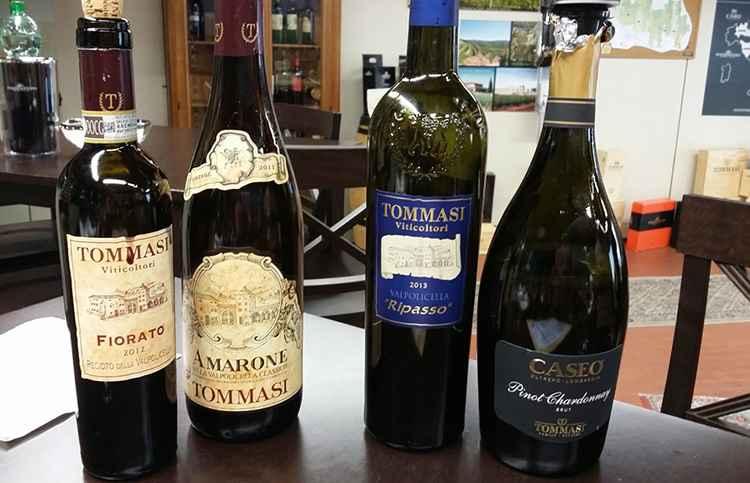 Разновидности вина Вальполичелла