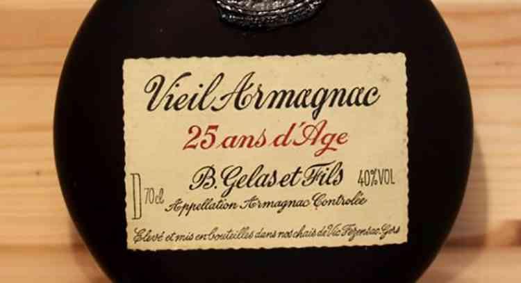 Vieil armagnac