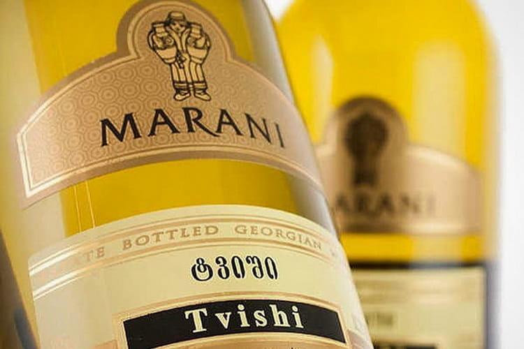 грузинское вино белое полусладкое