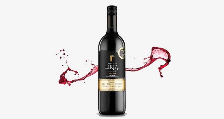 красное грузинское сухое вино