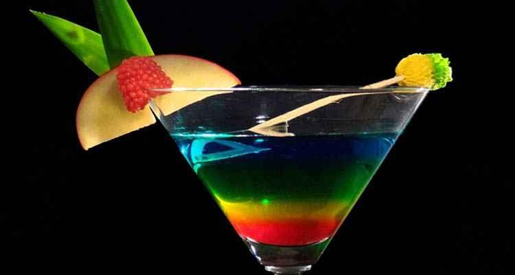 Вино Ферангония и виды коктейлей с её участием