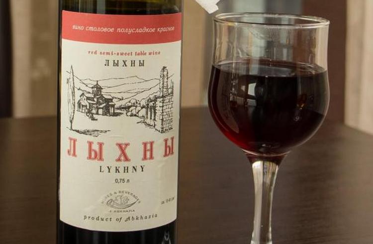 Калорийность вина Лыхны низкая.