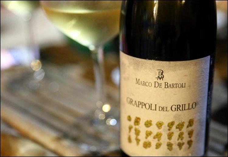 А вот белый сорт этого вина.