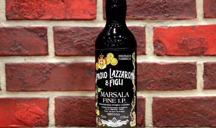 Еще один популярный производитель вина марсала.