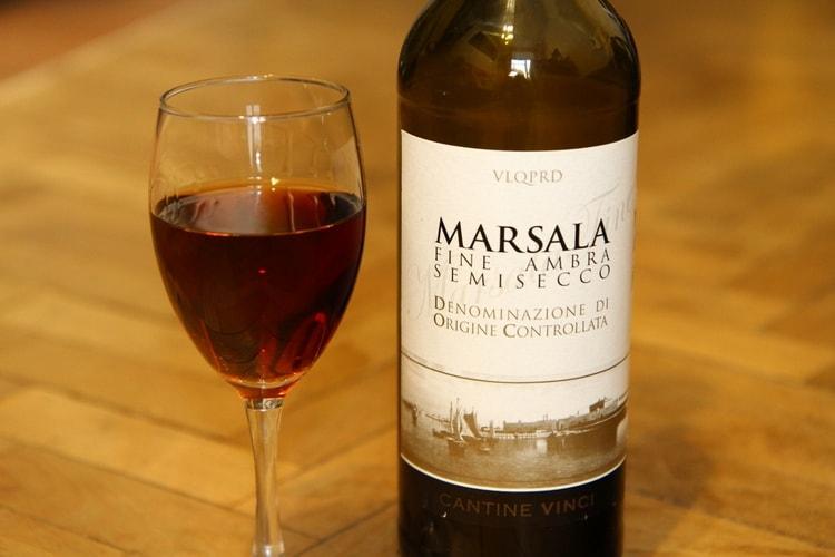 Узнайте, что это такое, вино марсала.