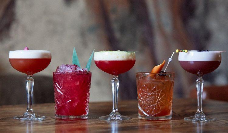 Вино marsala подходит также и для коктейлей.