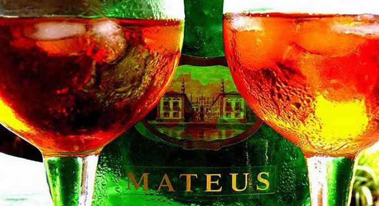 Вино Матеуш к вашему столу