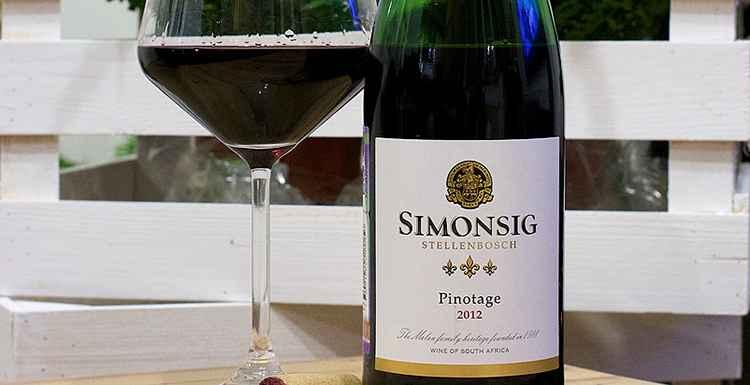 Вино Пинотаж украсит ваш стол