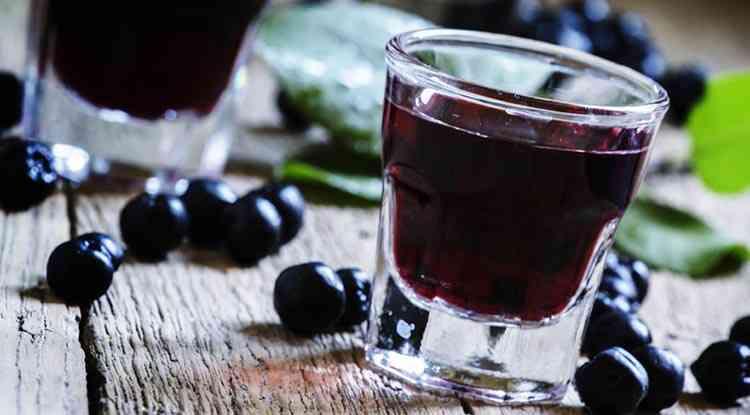 Вино из черники процесс приготовления напитка
