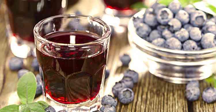 Вино из черники классический рецепт
