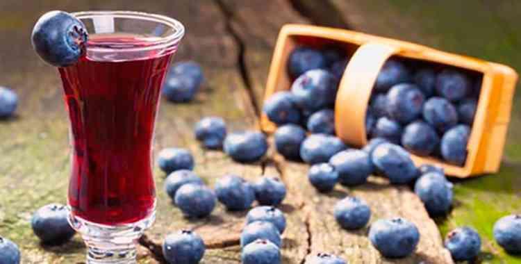 Рецепт приготовления вина из черники в домашних условиях