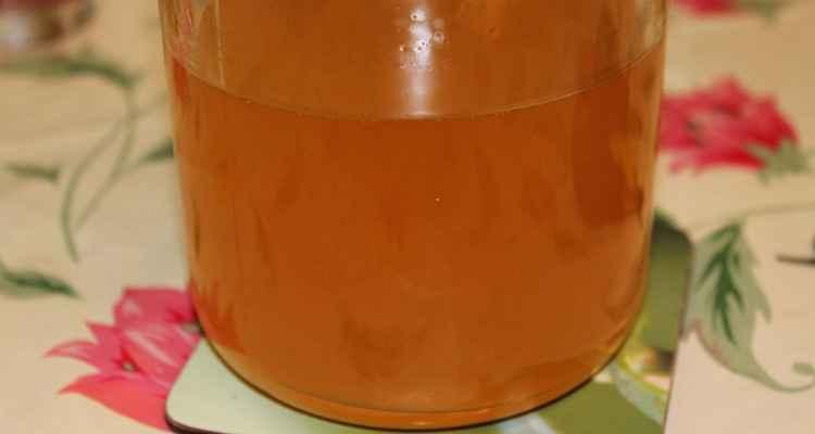 Вино из облепихи подготавливаем сок растения