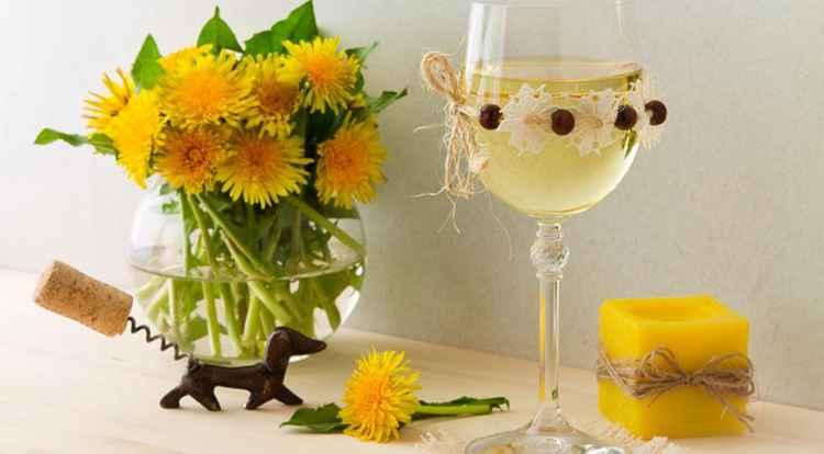 Вино из одуванчиков приготовление по классическому рецепту
