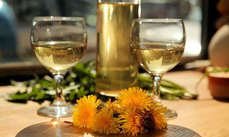 Вино из одуванчиков вкусовые особенности